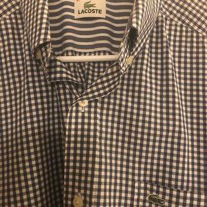 Women's Lacoste blouse